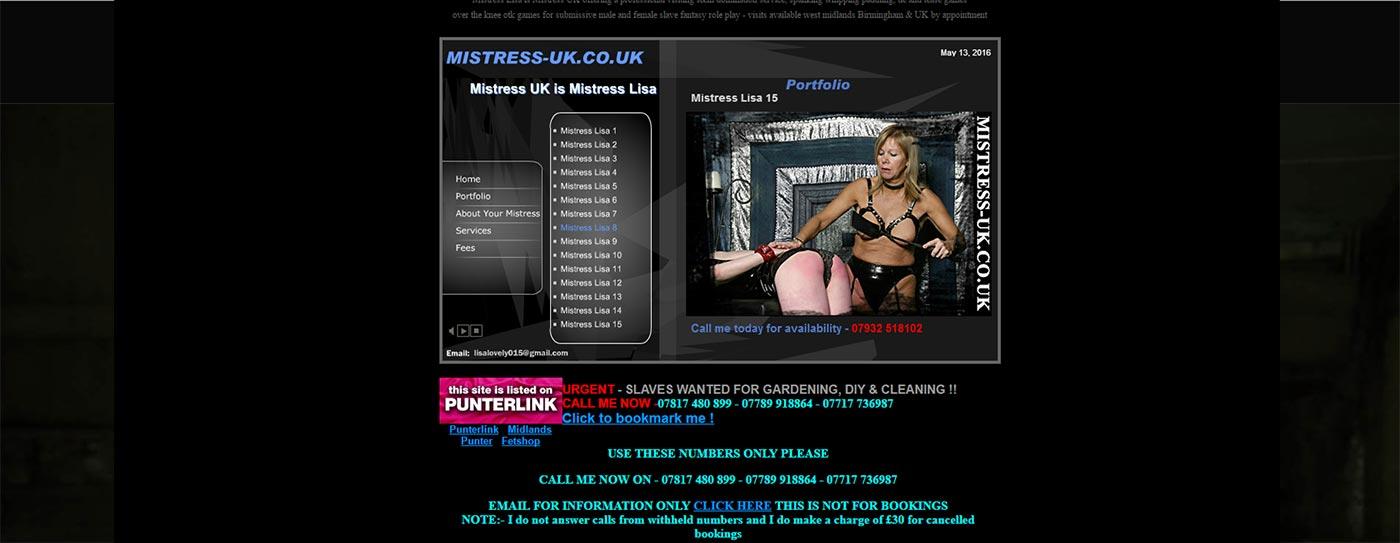 mistress-uk